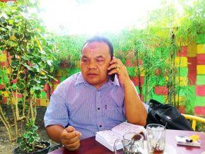 Kadis Pertanian & Peternakan Pemkab Madina